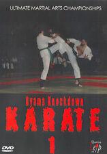 DVD:OYAMA KNOCKDOWN KARATE 1 - NEW Region 2 UK