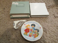 1990 Avon Mothers Day Plate- New with box