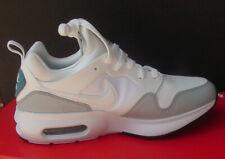 Nike HOMBRE Zapato Blanco Gris Azul Air Max Prime Sl 876069-100 Talla 8.5 9 Nib