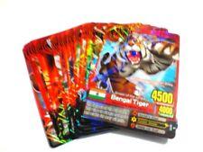 Animal Kaiser Evolution Version 8: 35 Randomly Choosen Out of 43 Normal Cards