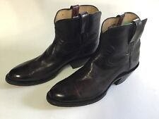 Blucher Custom Made Ankle Boot, No Size Marked, See Measurements.