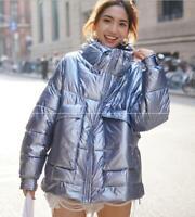 2019 Women Winter Coat Down cotton jacket hooded Long ladies coat parka outwear