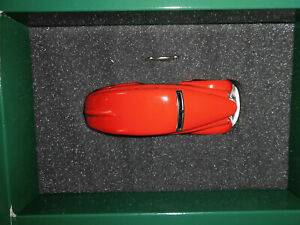 Schuco Wende Limousine - 1010 - Red OVP - Like new