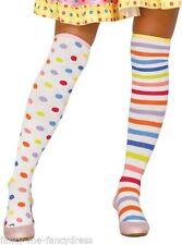 Collant, autoreggenti e parigine da donna multicolore