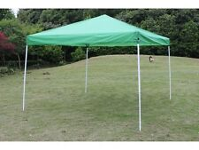 2 x 2m Pop Up Gazebo GREEN Waterproof Outdoor Garden Marquee Canopy With Bag
