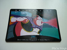 Carte Dragon Ball Z Card DBZ / Hero Collection Part 3 - N°241 / NEW