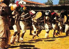BG21196 south africa danses folkloriques zoulou types dance folklore
