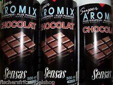 Sensas Aromix Spezial 500 ml Chocolat Schokolade Lockstoff Angellockstoff