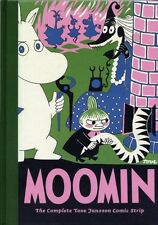 Moomin: The Complete Tove Jansson Comic Strip Book: Bk. 2 (Hardco. 9781897299197
