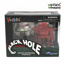 Vinimates Black Hole 1979 Movie V.I.N.Cent and Miximilian 2-Pack Vinyl Figures