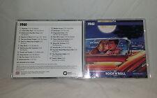 Time Life Rock 'N' Roll Era: 1961 CD Very Good 2RNR-04 RE-1 OPCD-2536 OOP