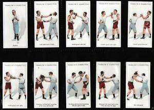 Franklyn Davey & Co - 'Boxing' - (1924) - Complete Set