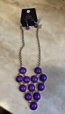 Purple Paparazzi Necklace
