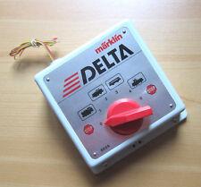 MÄRKLIN 6604 DELTA-Control Steuergerät H0 Digitale Steuerung Fahrregler Regler 2