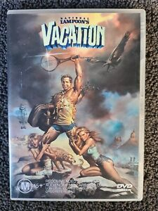 D.V.D MOVIE  DB498   NATIONAL  LAMPOON'S  VACATION   DVD