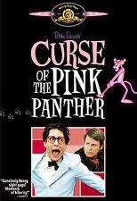 Curse of the Pink Panther DVD Herbert Lom Blake Edwards Robert Wagner