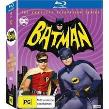 "BATMAN COMPLETE ORIGINAL TV SERIES COLLECTION BOX SET 13 DISCS BLU-RAY RB ""NEW"""