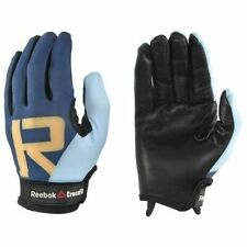 New Reebok Men's Crossfit Gloves Size M Blue