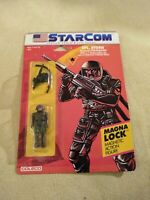 Vintage 1986 COLECO Starcom Cpl. Storm Magnetic Action Figure BRAND NEW!!!