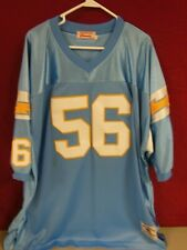Shawne Merriman #56 San Diego Chargers Throwback Classics Jersey Sz 60 NFL