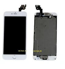 """White LCD Touch Screen Display Digitizer For iPhone 6 Plus 5.5"""" 6+ Home Button"""