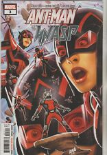 MARVEL COMICS ANT-MAN AND THE WASP #3 SEPTEMBER 2018 1ST PRINT NM