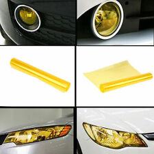 PVC Film Foil Vinyl Car Shade Taillight Headlight DIY Cover Tint Optional Color
