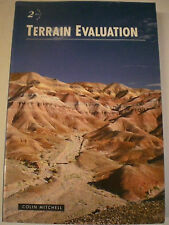 TERRAIN EVALUATON 2nd Ed. by COLIN MITCHELL Earth Science Geography s/c