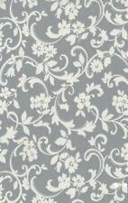Klebefolie Muster Cirrus Ranken grau weiß 45x200 cm selbstklebende Möbelfolie