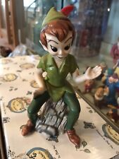 """Vintage Disney Peter Pan Figurine Japan 5.25"""""""