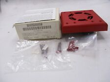 New listing New Gentex Hg124R Fire Alarm Red Electronic Horn
