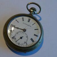 Orologio da Taschino SUPERIOR 1889 Parigi Comunità Svizzera