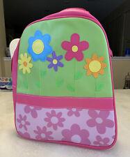 Pink Flowers Backpack BRAND NEW in Original Packaging