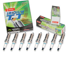 8 pc Denso Iridium TT Spark Plugs for Ford F-150 5.0L V8 2011-2016 Tune Up vq
