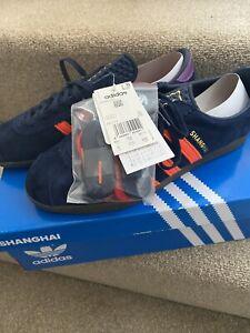 Adidas Shanghai UK 8.5 BNIBWT Size City Series 1/2020