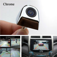 1X Silver 170° HD Car Front View Backup Parking Assistance Reversing Camera Kit