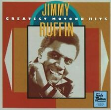 Jimmy Ruffin - Motown's Greatest Hits (NEW CD)