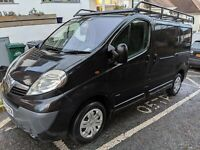Vauxhall Vivaro Sportive 2006 Crew Van / Day Van - Non Runner - Engine issues