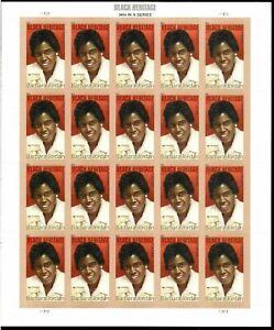 Barbara Jordan Full Pane of 20 Forever Stamps Scott 4565  Mint Never Hinged