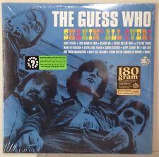 SEALED The Guess Who 2001 Shakin' All Over 2xLP Sundazed 5113~180 Gr~60's Garage
