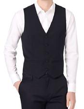 Calvin Klein Core Navy Vest, Midnight Navy, Size XL, MSRP $49
