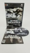 Battlefield 2142 - EA Games (PC Game DVD-ROM 2008) Disc with Manual