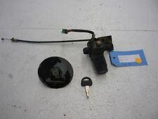 SUZUKI 85 GS 700 ES GS700 GS700ES LOCK SET IGNITION SWITCH GAS CAP SEAT LOCK OEM