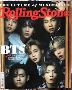 ROLLING STONE MAGAZINE-JUNE 2021-BTS-BTS-BTS-BRAND NEW-IN STOCK NOW