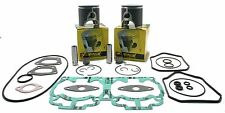 Ski-Doo MXZ 500, 2000-2003, Pro-X Pistons/Gaskets/Bearings - Engine Rebuild Kit