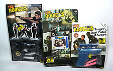 THE ROOKIES Television Cop Police Crime Drama - Toy Dart Guns  - Kate Jackson