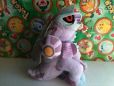 Pokemon Plush Palkia 2007 Banpresto UFO Prize Stuffed animal doll figure dialga