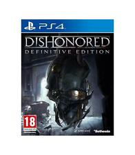 Dishonored Definitive Edition PS4 Pal/esp