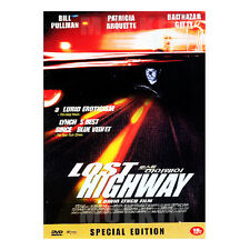 Lost Highway (1997) DVD - David Lynch, Bill Pullman (*New *All Region)