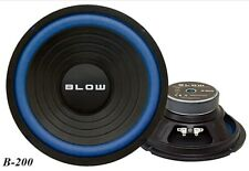 Blow B-200 Universal Tieftöner, 8 Ohm, 202mm, 150Wmax